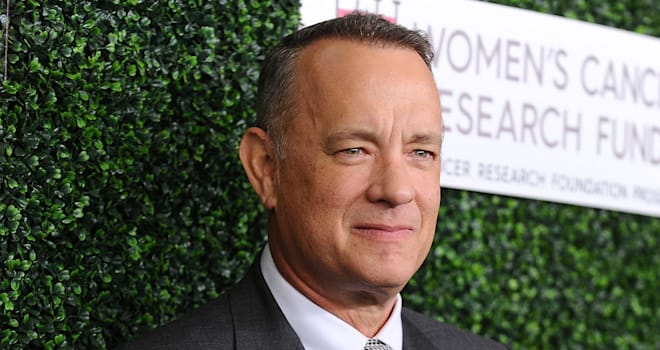 Tom Hanks Short Story Collection 'Uncommon Type' Due in October, Sure to Be Delightful