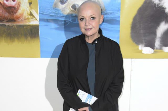 Gail Porter declared bankrupt