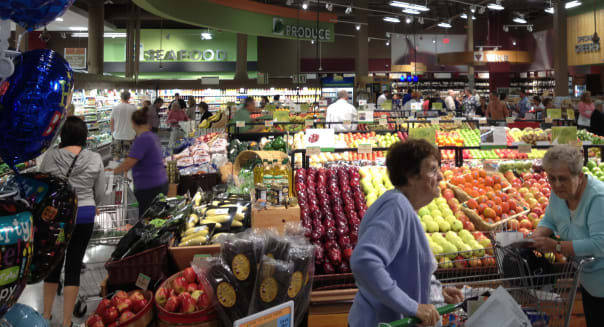 Our New Publix Grocery Store - Opened Nov 15, 2012