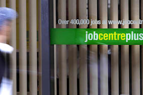 Slim pickings for jobhunters