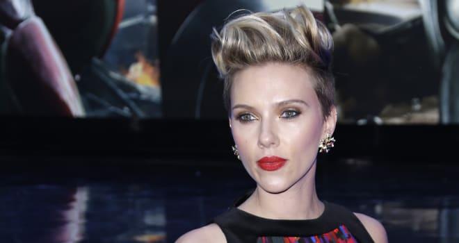 Scarlett Johansson Highest Grossing Actress