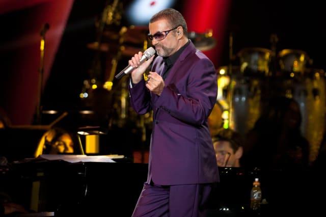 George Michael in Concert - Birmingham