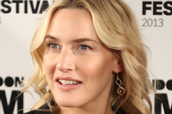 kate winslet at the bfi london...
