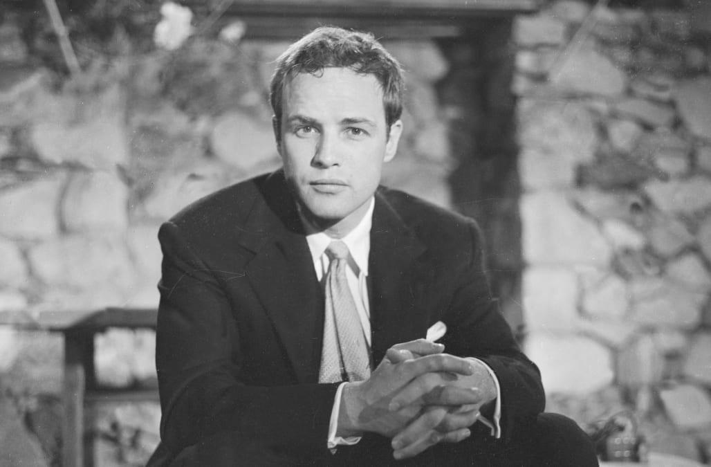Marlon Brando On CBS