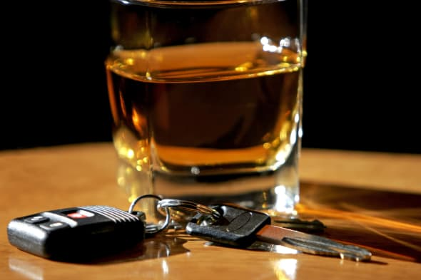 drinking and driving   car keys ...