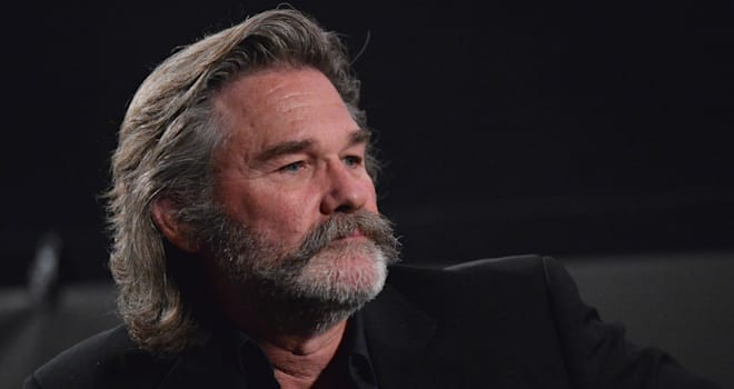 Kurt Russell at the CapeTown Film Festival on May 3, 2013, in Hollywood