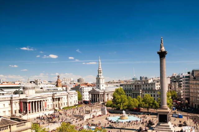 Win a weekend break in London