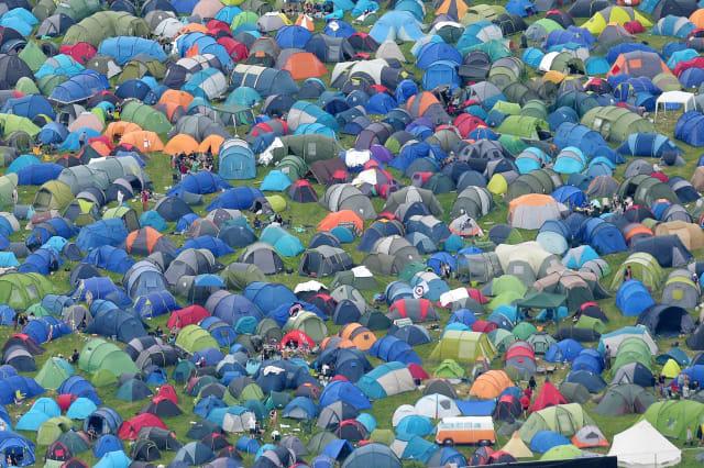 Glastonbury Festival 2017 Preparations