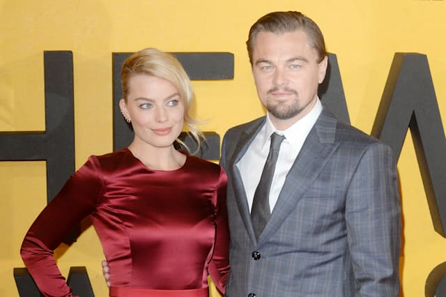 UK - 'The Wolf Of Wall Street' Premiere in London