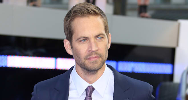 Paul Walker at the 'Fast & Furious 6' World Premiere