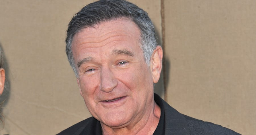 Robin Williams at the CBS 2013 Summer Stars Party in Beverly Hills. July 29, 2013  Los Angeles, CA