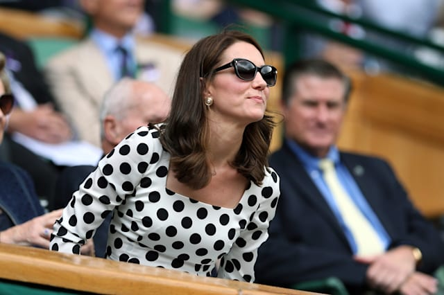 Wimbledon 2017 - Day One - The All England Lawn Tennis and Croquet Club