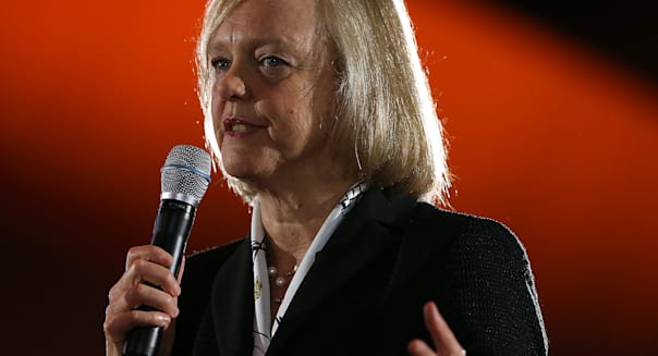 Desktop computers are not dead says HP's Meg Whitman