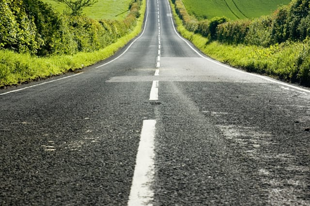 Straight Downhill