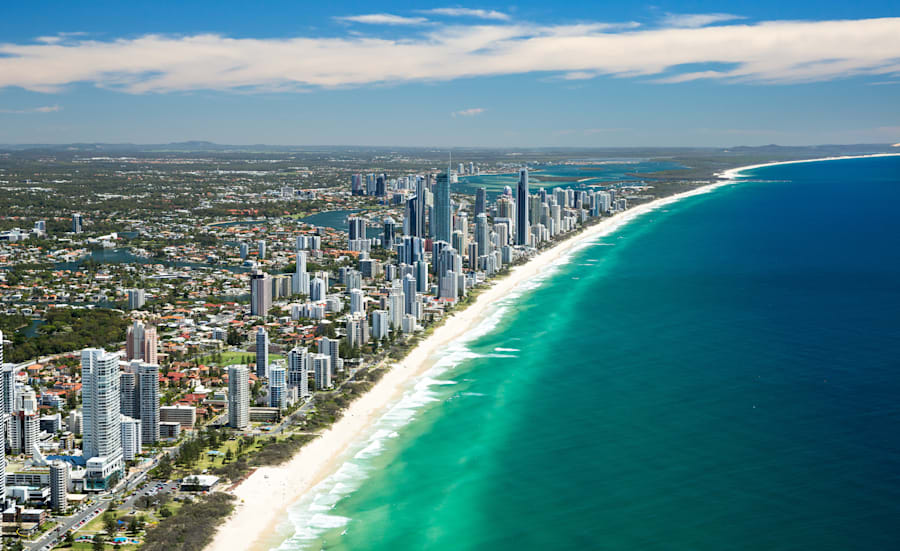 Weather wise, the Gold Coast is one of the best places to live in the