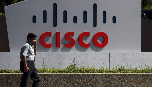 Earns Cisco