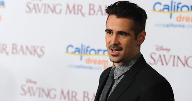 colin farrell saving mr banks