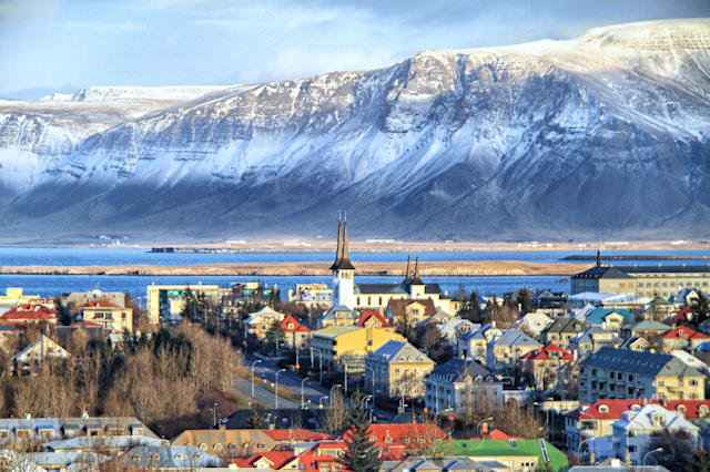 Top 10 travel destinations for 2016 Iceland