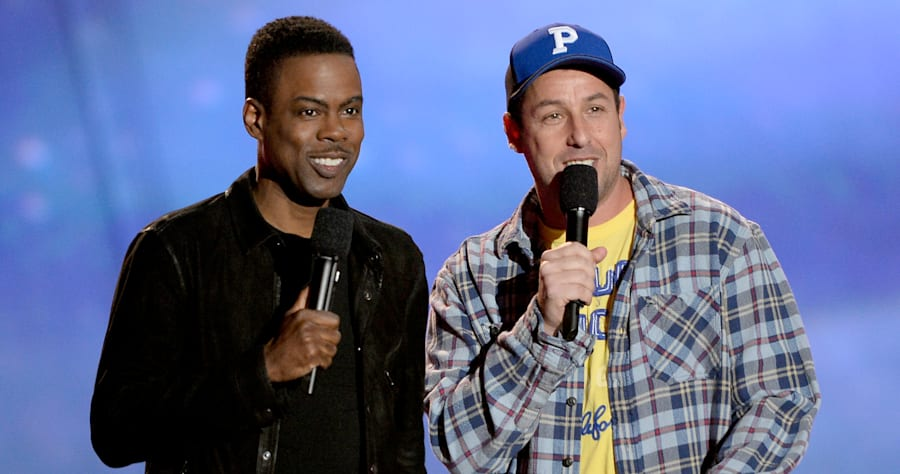 Chris Rock to Join Adam Sandler in His Next Netflix Movie, 'The Week Of'