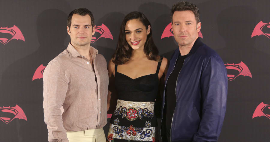 Batman v Superman - Photocall