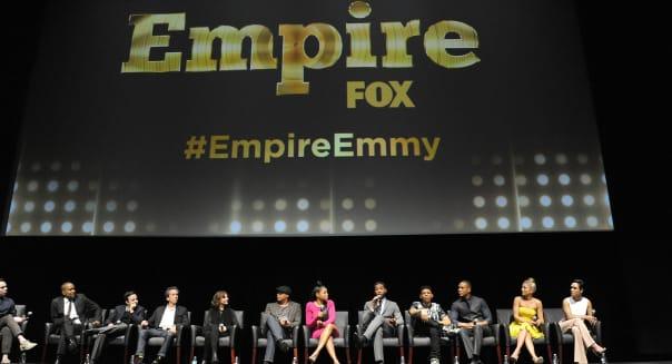 """Fox's """"Empire"""" ATAS Academy Event - Inside"""