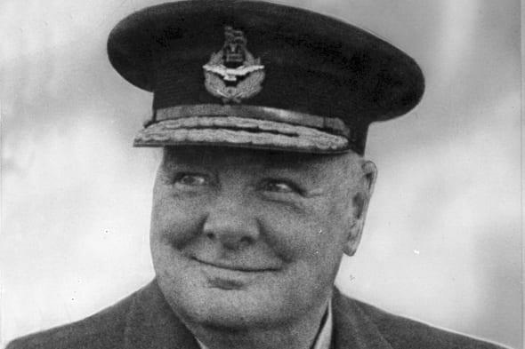 Media Personality Churchill