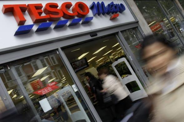 Britain Earns Tesco