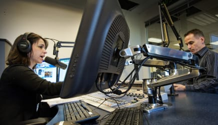 CBS Radio is starting an all-news radio station, WNEW, that will compete against WTOP in Bowie, Maryland.
