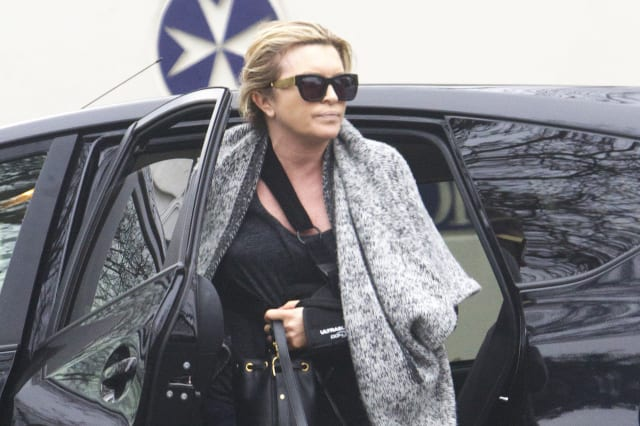 Tina Hobley Sighting , 18th March 2106