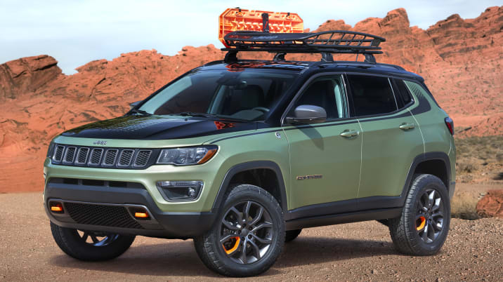 Jeep Trailpass Concept