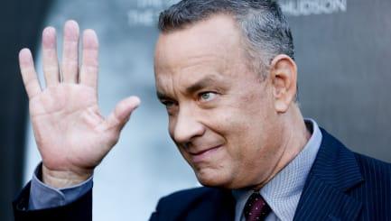 Tom Hanks crasht Hochzeit