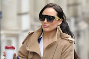 File photo dated 10/01/14 of Chalottte Devaney leaving Bristol Crown Court, she has been cleared of kidnapping a club boss who failed to pay them ?42,000 in wages. PRESS ASSOCIATION Photo. Issue date: Friday January 31, 2014. In March 2012, she recruited 60 lapdancers to work for Curtis Woodman, 34, at his pop-up nightclub during the famous Cheltenham Festival. Authorities closed the Embassy Club in Cheltenham, Gloucestershire, on its third night because the dancers stripped off - despite rules ordering them to wear nipple tassels and bikinis. Mr Woodman refused to pay Devaney and the lapdancers more than ?42,000 they had earned during the club's first two nights. See PA story COURTS Kidnap. Photo credit should read: Tim Ireland/PA Wire