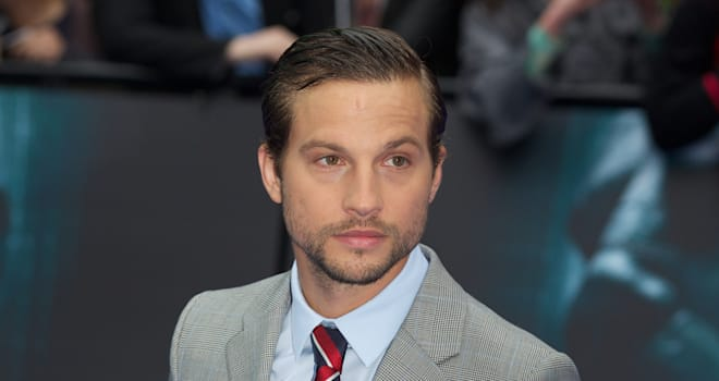 US actor Logan Marshall-Green arrives on