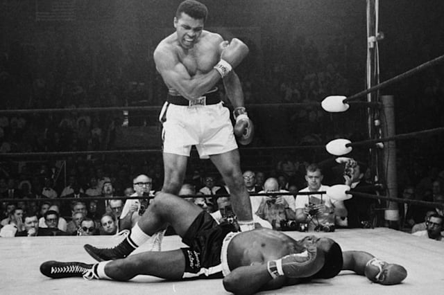 AP Was There Ali Liston Rematch