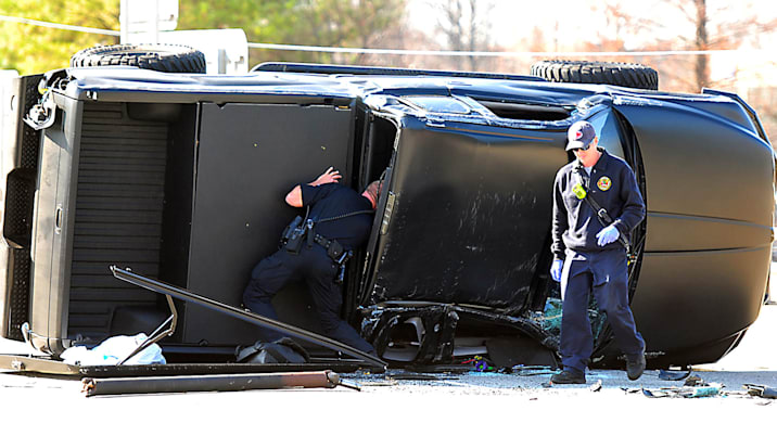 Cam Newton involved in car accident