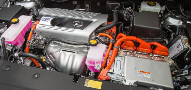 2015 Lexus NX 300h hybrid
