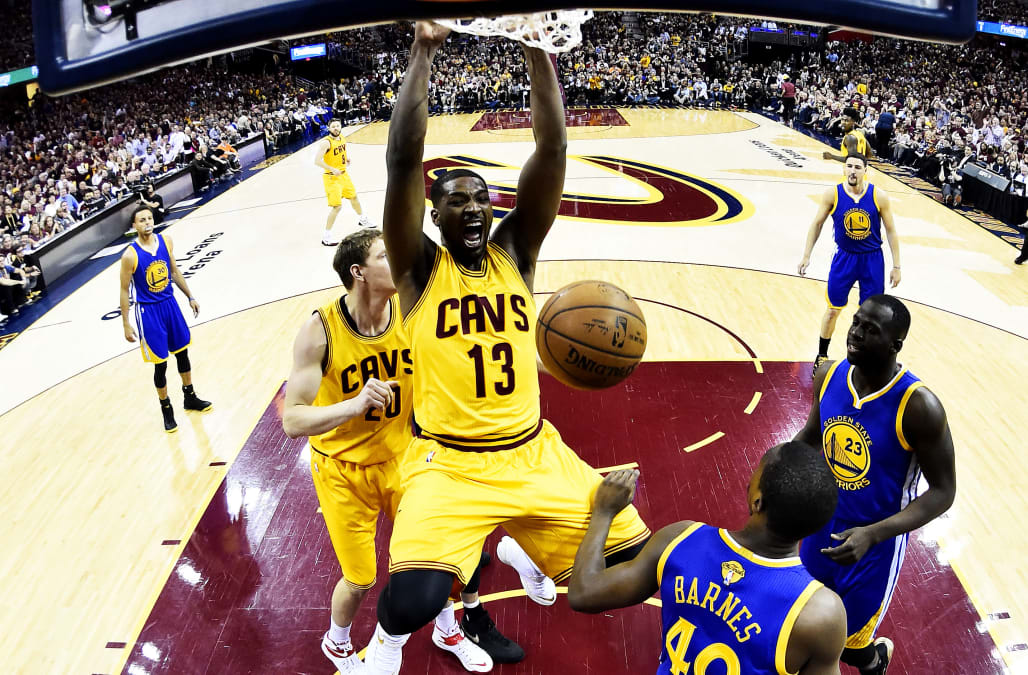 2015 NBA Finals - Game Three