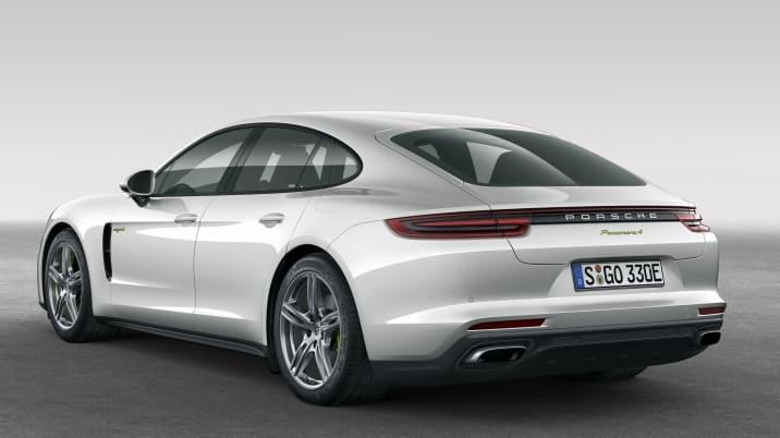 2018 Porsche Panamera E-Hybrid