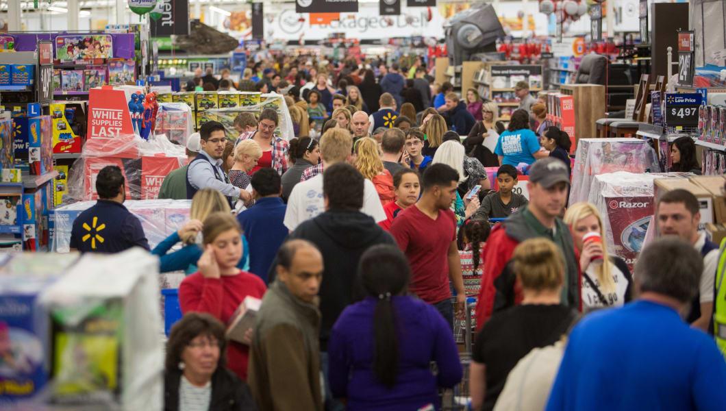 Walmart's Thanksgiving Shopping Events