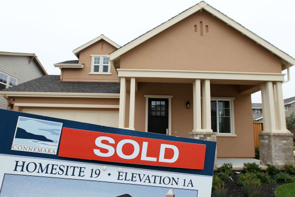 Monthly New Home Sales Rise Over 25 Percent