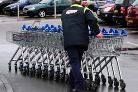 Supermarket stock