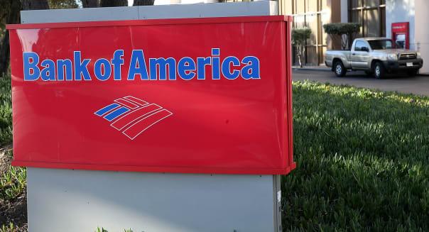 Bank Of America Profits Beat Expectations