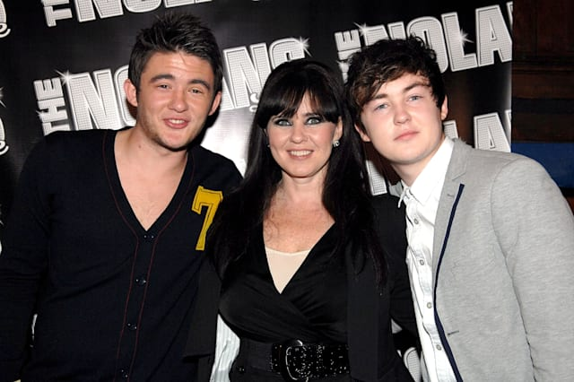 Celebrities Attend The Nolans Aftershow Party At Via