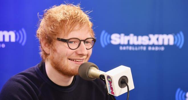 Celebrities Visit SiriusXM - January 13, 2017