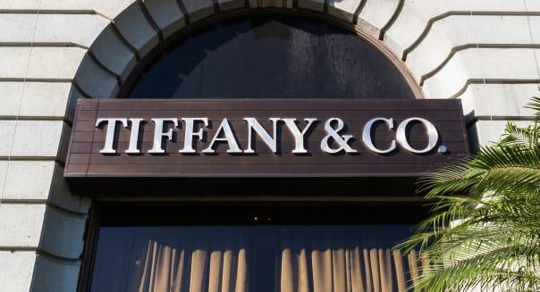 Tiffany store logo