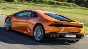 2016 Lamborghini Huracán LP610-4