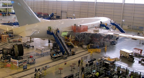 Durable Goods Orders Soar on Surge in Aircraft Demand