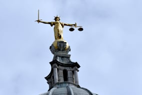 London courts stock