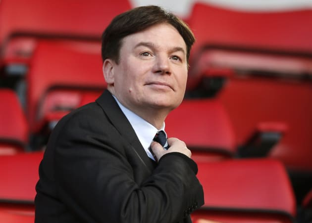 Actor Mike Myers will receive the Order of