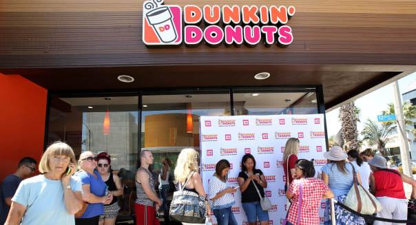 Dunkin Donuts California